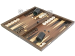 picture of Walnut Backgammon Set with Colored Inlays (3 of 12)