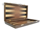 picture of Walnut Backgammon Set with Colored Inlays (7 of 12)