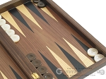 picture of Walnut Backgammon Set with Colored Inlays (10 of 12)