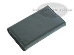 picture of Double 6 Professional Dominoes in Wallet Style Leather Case (4 of 5)