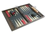 picture of Sensation Backgammon Set with Racks - Model 402 (2 of 12)