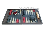 Sensation Backgammon Set with Racks - Model 402