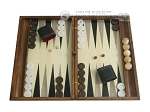 picture of Sensation Backgammon Set with Racks - Model 403 (1 of 12)