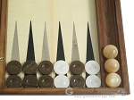 picture of Sensation Backgammon Set with Racks - Model 403 (8 of 12)