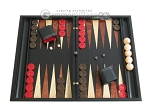 picture of Sensation Backgammon Set with Racks - Model 406 (1 of 12)