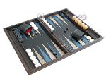 picture of Sensation Backgammon Set with Racks - Model 404 (2 of 12)