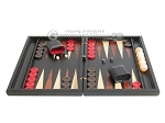 picture of Sensation Backgammon Set with Racks - Model 406 (4 of 12)