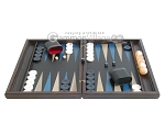 picture of Sensation Backgammon Set with Racks - Model 404 (4 of 12)