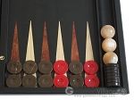 picture of Sensation Backgammon Set with Racks - Model 406 (8 of 12)