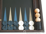 picture of Sensation Backgammon Set with Racks - Model 404 (8 of 12)