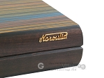 picture of Sensation Backgammon Set with Racks - Model 404 (12 of 12)