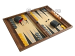 picture of Sensation Backgammon Set with Racks - Model 408 (2 of 12)