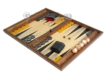 picture of Sensation Backgammon Set with Racks - Model 408 (3 of 12)
