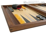 Sensation Backgammon Set with Racks - Model 408