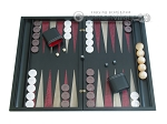 picture of Sensation Backgammon Set with Racks - Model 409 (1 of 12)