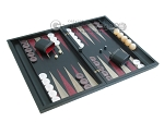 picture of Sensation Backgammon Set with Racks - Model 409 (2 of 12)