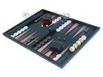 picture of Sensation Backgammon Set with Racks - Model 409 (3 of 12)