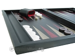 picture of Sensation Backgammon Set with Racks - Model 409 (5 of 12)