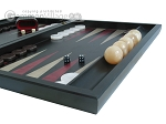 picture of Sensation Backgammon Set with Racks - Model 409 (6 of 12)