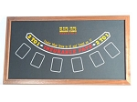 picture of Walnut 3-in-1 Casino/Craps Set (4 of 4)