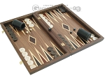 picture of Walnut Backgammon Set wth Double Inlays (2 of 12)