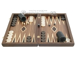 picture of Walnut Backgammon Set wth Double Inlays (4 of 12)