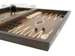 picture of Walnut Backgammon Set wth Double Inlays (6 of 12)