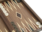 picture of Walnut Backgammon Set wth Double Inlays (10 of 12)
