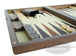 picture of Dal Negro Wood Backgammon Set - Briar Root (5 of 10)