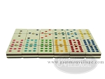 picture of Double 12 Venetian Dominoes in Dibond Box (5 of 7)