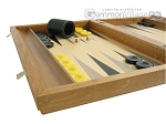 picture of Oak Backgammon Set with Racks (5 of 12)