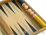 picture of Oak Backgammon Set with Racks (10 of 12)