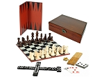 7-in-1 Combination Game - Item: 2647