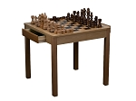 picture of Chess / Checker Table Set (2 of 2)