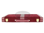picture of 15-inch Deluxe Backgammon Set - Maroon (9 of 9)
