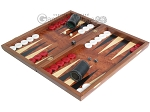 picture of Rosewood Backgammon Set with Colored Inlays (3 of 12)