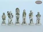 picture of The Wild West Chessmen (1 of 2)