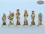 picture of The Wild West Chessmen (2 of 2)
