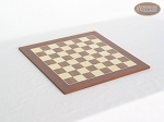 picture of Red and Black Maple Staunton Chessmen with Spanish Wood Chess Board (5 of 6)