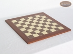 picture of Red and Black Maple Staunton Chessmen with Spanish Traditional Chess Board [Small] (5 of 6)