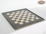 picture of Confederate vs. Union Chessmen with Italian Lacquered Board [Black] (6 of 8)