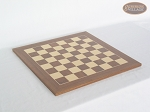 picture of Champion Brass Staunton Chessmen with Spanish Lacquered Board [Wood] (4 of 5)