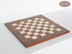 picture of French Heritage Chessmen with Italian Lacquered Chess Board [Wood] (6 of 7)