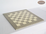 Large Spanish Lacquered Chess Board [Grey] - Item: 982