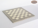 Spanish Lacquered Chess Board [Grey] - Item: 981
