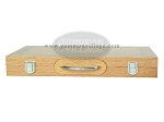 picture of 15-inch Wood Backgammon Set - Oak (11 of 11)