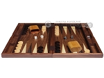 picture of 19-inch Wood Backgammon Set - Starburst Inlay (4 of 10)