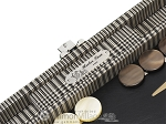 picture of Hector Saxe Scottish Linen Travel Backgammon Set (7 of 12)
