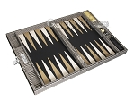 picture of Hector Saxe Scottish Linen Travel Backgammon Set (11 of 12)
