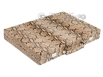 picture of Hector Saxe Python Leather Backgammon Set - Beige (11 of 12)